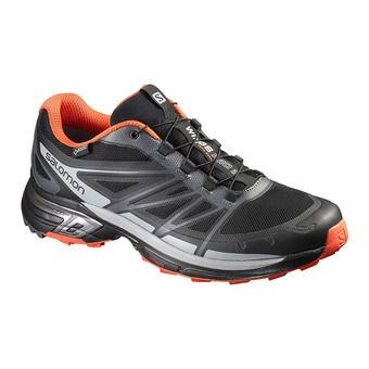 Chaussures de trail homme WINGS PRO 2 GTX black/cld/rd