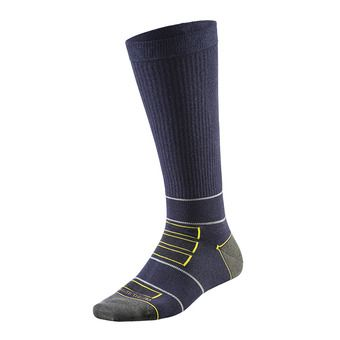 Calcetines de esquí BREATH THERMO LIGHT navy/green
