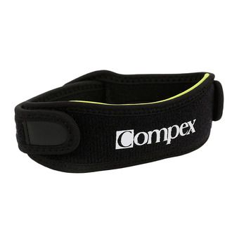Compex PINPOINT KNEE - Support tendon noir