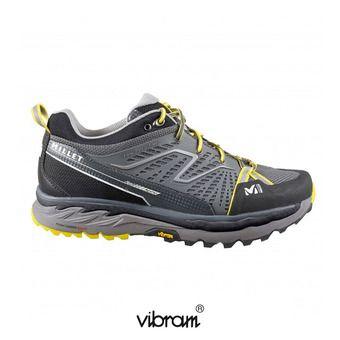 Chaussures randonnée homme FAST ALPINE charcoal/limeade