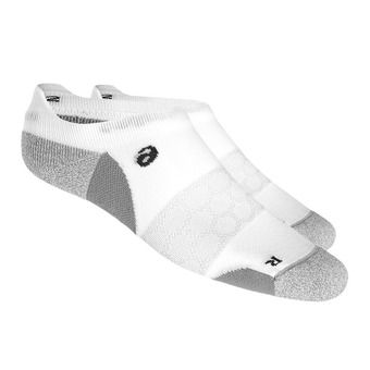 Calcetines ROAD NEUTRAL PED SINGLE TAB real white/ mid grey