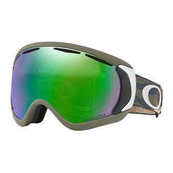 Masque de ski CANOPY army camo - prizm snow jade iridium®