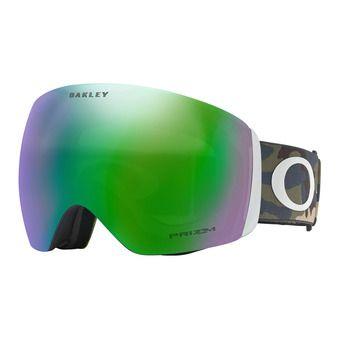 Masque de ski FLIGHT DECK army camo - prizm snow jade iridium®