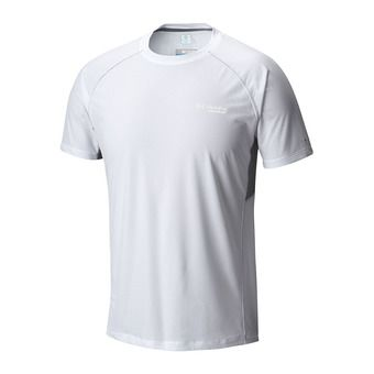 Maillot MC homme TITAN ULTRA white/grey ash