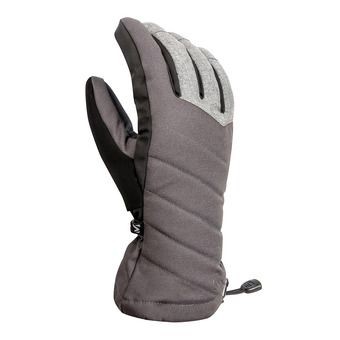 Gants femme KATIOUCHA heather grey