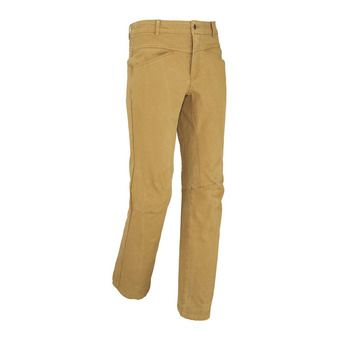 Pantalon d'escalade homme SEA ROC cumin