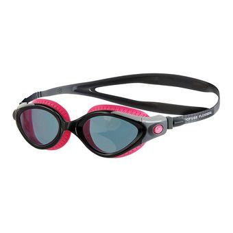 Speedo FUTURA BIOFUSE FLEXISEAL - Occhialini da nuoto Donna pink/smoke
