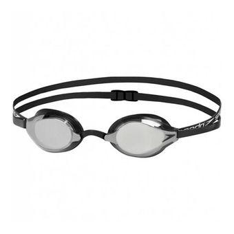 Speedo FASTSKIN SPEEDSOCKET 2 MIRROR - Occhialini da nuoto black