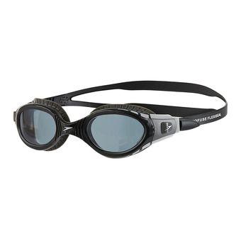 Speedo FUTURA BIOFUSE FLEXISEAL - Occhialini da nuoto black/smoke