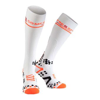Chaussettes de compression FULL SOCKS V2.1 blanc