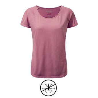 Tee-shirt MC femme HARBOUR english rose