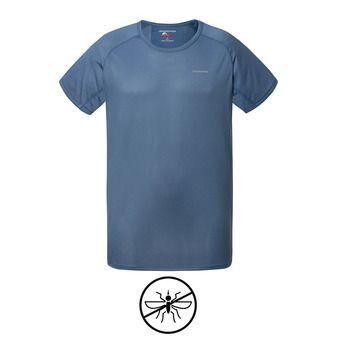 Camiseta hombre BASELAYER ocean blue