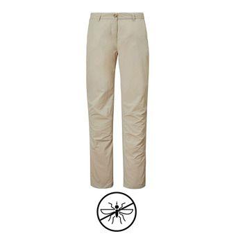 Craghoppers NOSILIFE II - Pantalon Femme desert sand