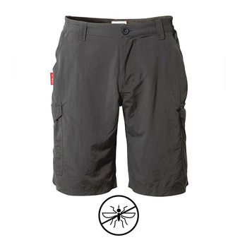 Short homme CARGO black pepper