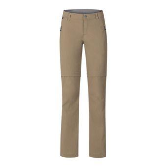 Odlo WEDGEMOUNT - Pantalon Femme lead gray