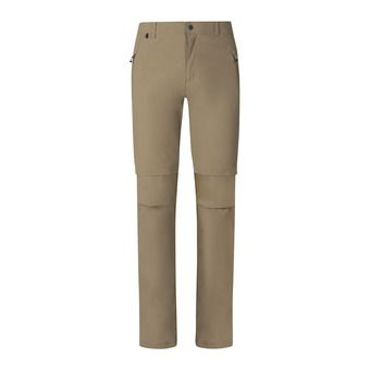 Odlo WEDGEMOUNT - Pantalon convertible Homme lead gray