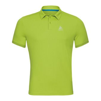 Polo MC homme NIKKO F-DRY acid lime