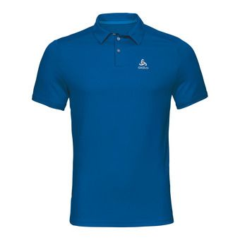 Polo MC homme NIKKO F-DRY energy blue