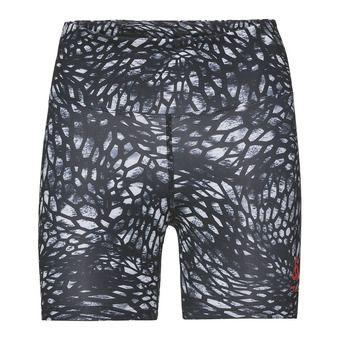 Cycling Shorts - Women's - HELLE 18 black/aop