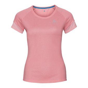 Camiseta mujer KUMANO ACTIVE blossom/dubarry/stripes