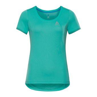 Camiseta mujer KUMANO F-DRY pool green