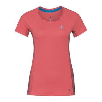 Camiseta mujer OMNIUS PRINT 18 dubarry/aop
