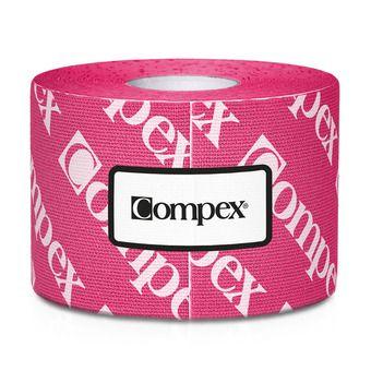 Compex TAPE - Banda adhesiva pink