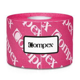 Compex TAPE - Bande adhésive pink