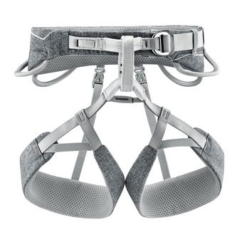Petzl SAMA - Harness - heather grey
