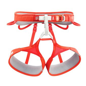 Petzl HIRUNDOS - Arnés red orange