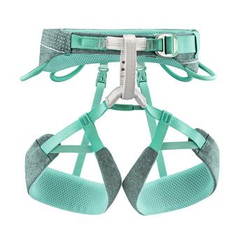 Petzl SELENA - Harness - Women's - heather green