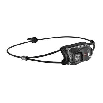 Petzl BINDI - Headlamp - black