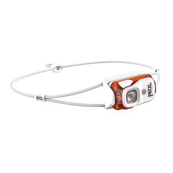 Petzl BINDI - Lampe frontale orange