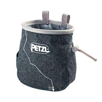 Petzl SAKA - Sac à magnésie gris