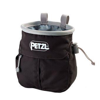 Petzl SAKA - Chalk Bag - grey