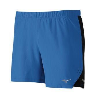 Short homme AERO 4.5 diva blue/black