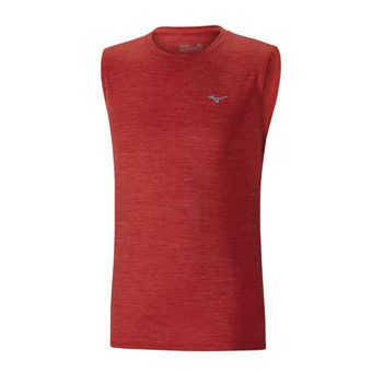 Maillot sans manches homme IMP CORE mars red mel