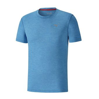Camiseta hombre IMPULSE CORE diva blue mel