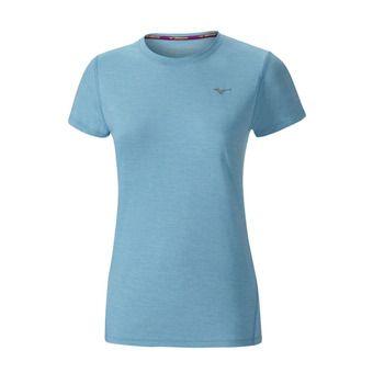 Camiseta mujer IMPULSE CORE blue atoll mel