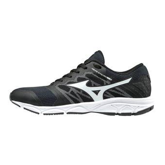 Zapatillas de running mujer MIZUNO EZRUN LX black/white/silver