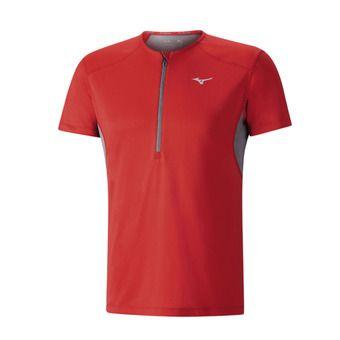 Camiseta hombre MUJIN RACE HZ mars red/castlerock