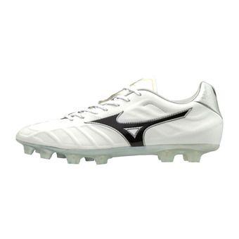 Mizuno REBULA V2 - Botas de rugby hombre white/black/silver