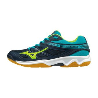 Chaussures de volley homme THUNDER BLADE blue/green/blue