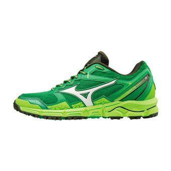 Zapatillas de trail hombre WAVE DAICHI 3 brightgreen/whi/greengec
