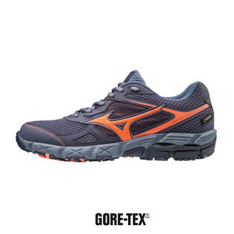 Zapatillas de trail mujer WAVE KIEN 4 GTX graysto/persimm/folksgry