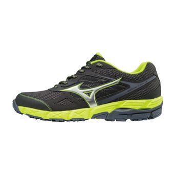 Zapatillas de trail hombre WAVE KIEN 4 magnet/silver/syellow