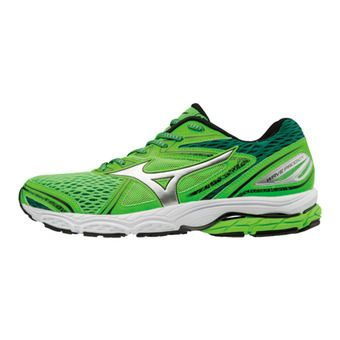 Chaussures de running homme WAVE PRODIGY green/silver/green