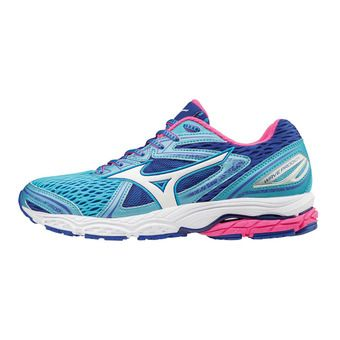 Chaussures de running femme WAVE PRODIGY aquarius/white/pinkglo