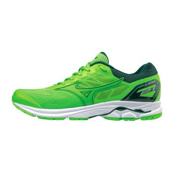 Zapatillas de running hombre WAVE RIDER 21 greenslime/greeng/botani