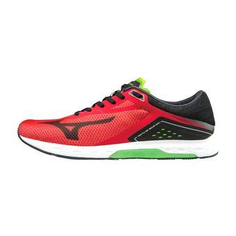 Zapatillas de running hombre WAVE SONIC formulaone/blk/greenslim